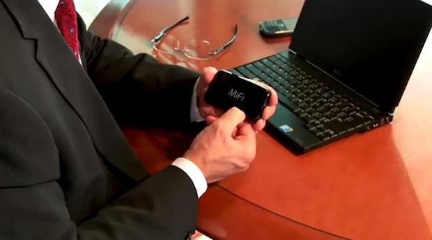 MI-Fi, modem da XCon Global (Foto: Reprodução)