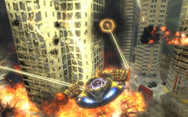 Destroy All Humans (Foto: Divulgação)