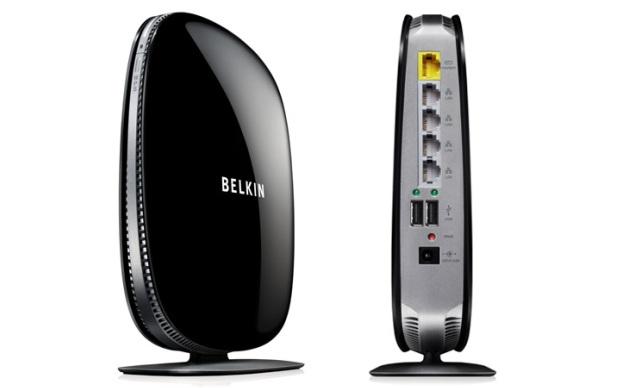 Roteador da Belkin tem dual-band (Foto: Divulgação)