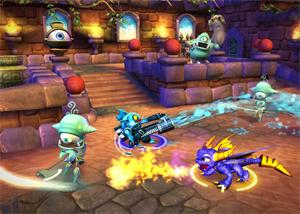 Skylanders: Spyro's Adventure (Foto: Divulgação)