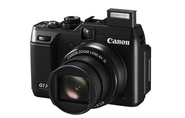 Canon PowesShot GX1 (Foto: Reprodução)