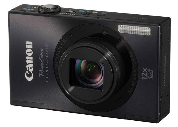 Canon HS 520 (Foto: Reprodução/dPreview)