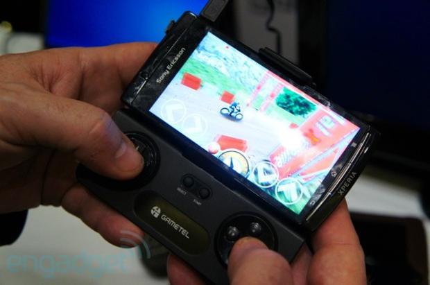 Controle para smartfones com bluetooth (Foto - Engadget)