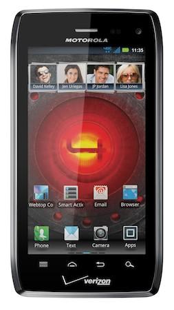 Motorola Droid 4 (Foto: Divulgação)
