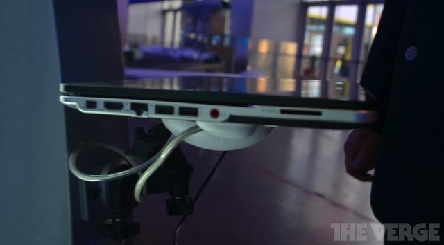Spectre, o novo ultrabook da HP (Foto: Reprodução/The Verge)