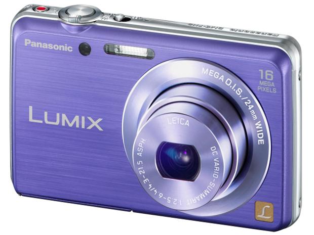 Panasonic Lumix compacta (Foto: Reprodução)