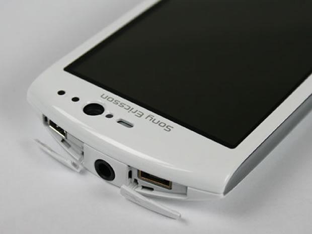 Novos smartphones virão com USB 3.0 (Foto: Reprodução)