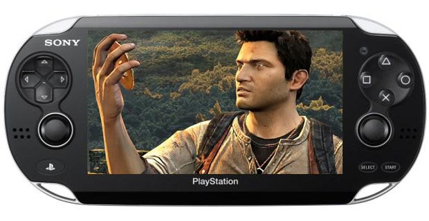 Pré-venda do PS Vita First Edition dá Uncharted: Golden Abyss de graça no Canadá (Foto: Divulgação)