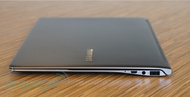 Samsung Apresenta Ultrabook Series 9 Redesenhado