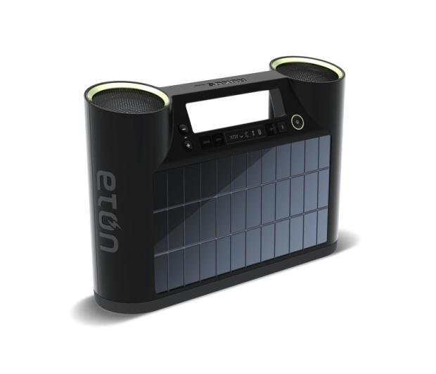 Os painéis solares estão instalados nas laterais do produto (Foto: Divulgação)