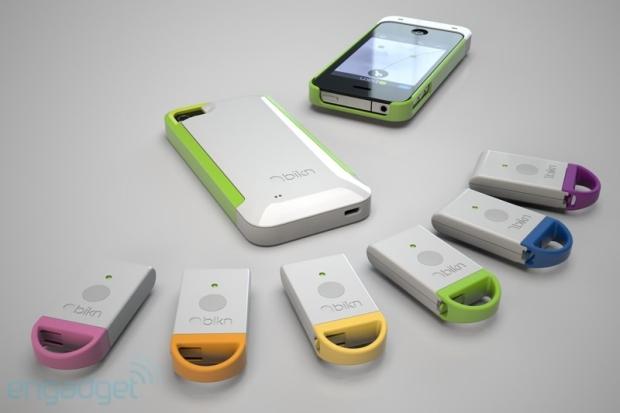 BiKN pode localizar chaves, carteiras e até pessoas (Foto: Reprodução/Engadget)