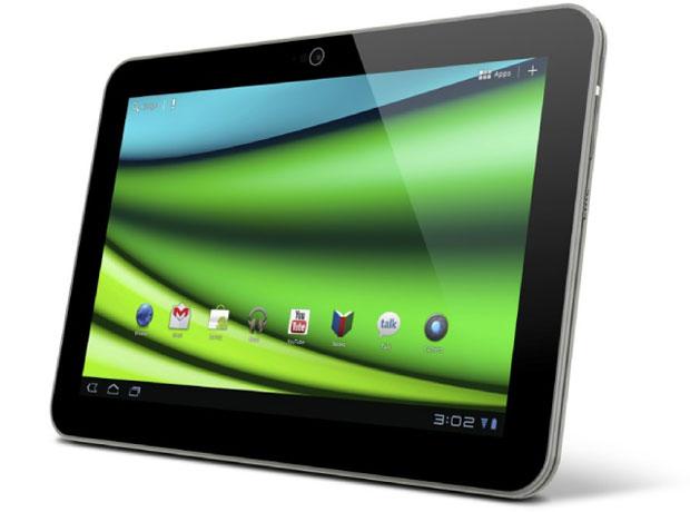 Toshiba revela o tablet mais fino do mundo (Foto: Divulgação)