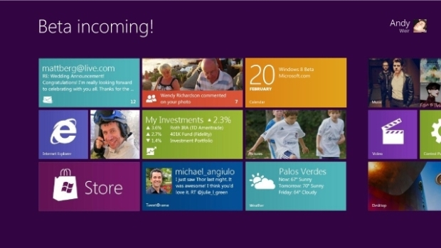 Windows 8 Developer Preview (Foto: Divulgação)