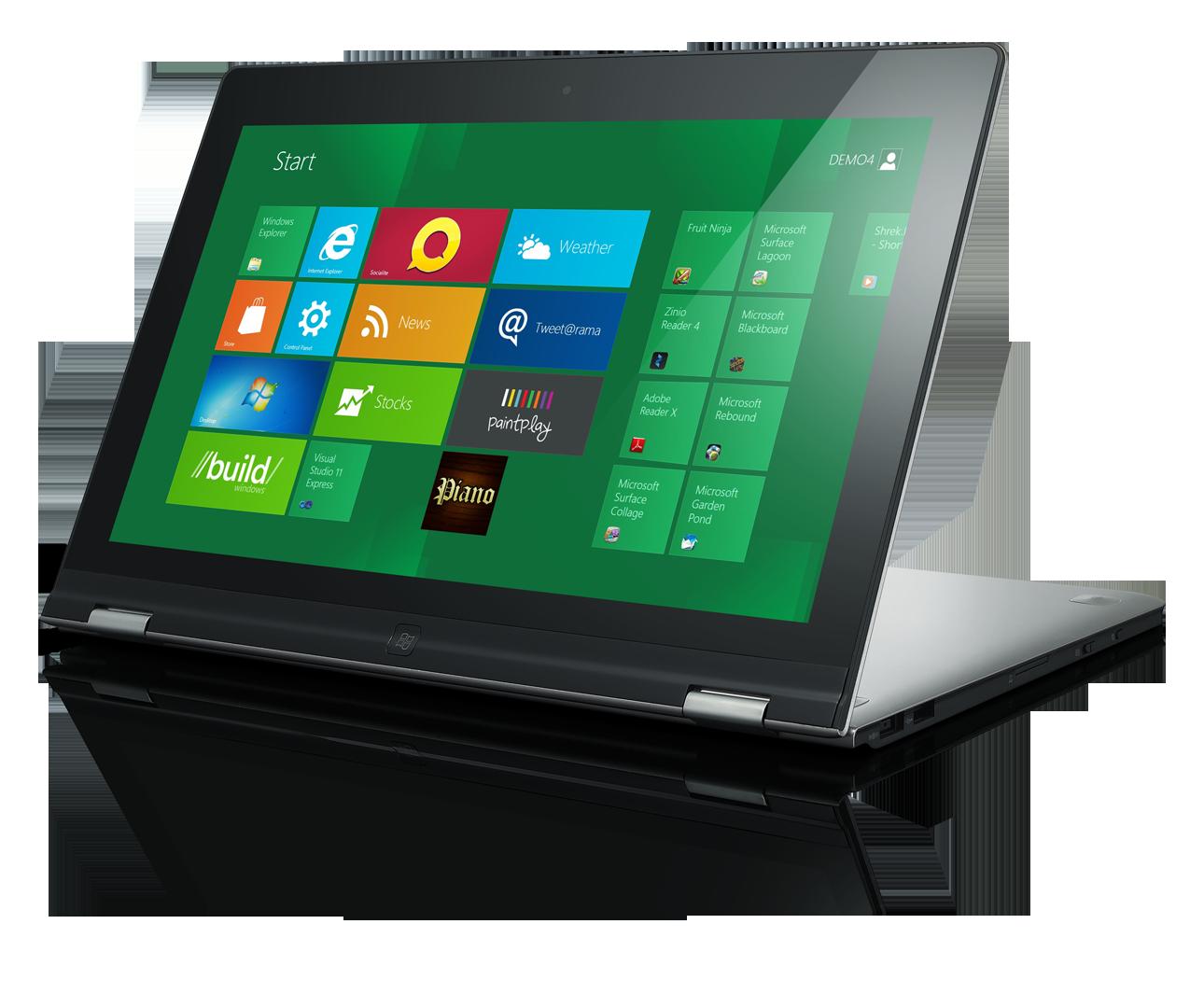 Lenovo IdeaPad Yoga (Foto: Divulgação)