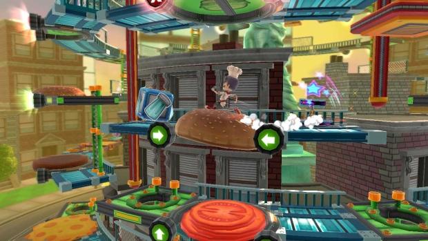 Burgertime: World Tour (Foto: Divulgação)