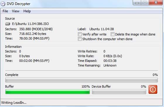 Convertendo o conteúdo do HD para o DVD virgem. (Foto: Reprodução Verônica Vasque)