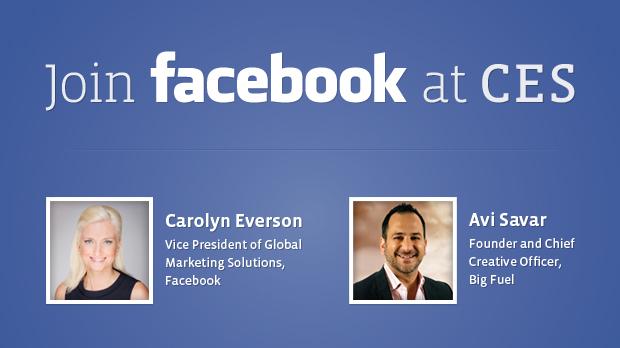 Carolyn Everson e Avi Savar vão palestrar sobre o marketing digital no Facebook. (Foto: Divulgação)