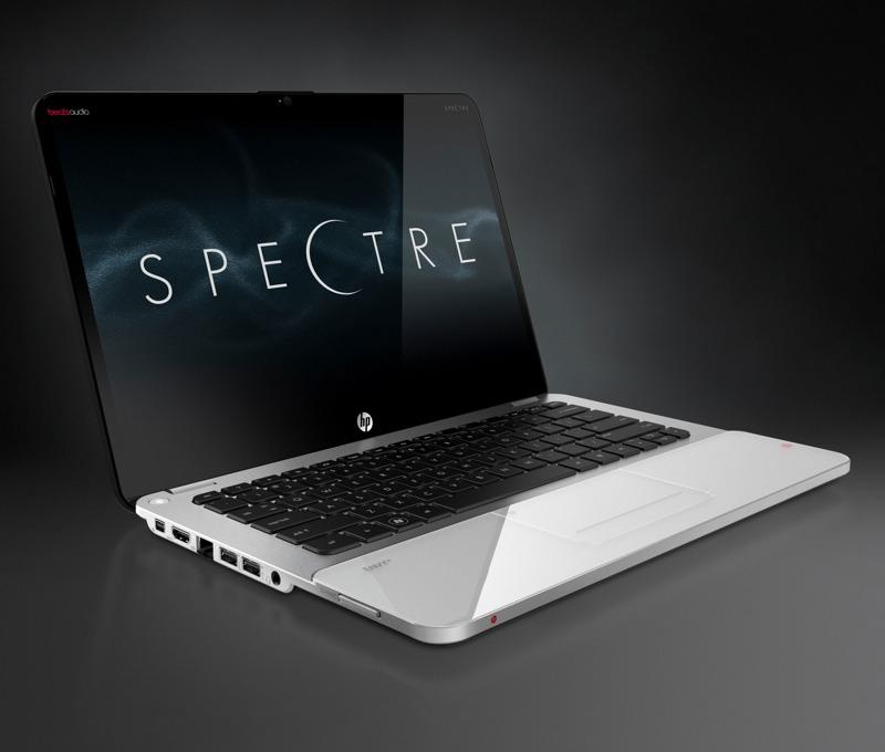 HP Envy 14 Spectre tem design atraente (Foto: Divulgação)