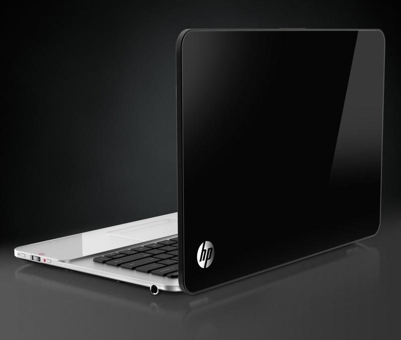 Novo notebook da HP segue a moda das outras empresas e é bem fino (Foto: Divulgação)