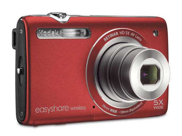 Kodak EasyShare M750 (Foto: Reprodução)