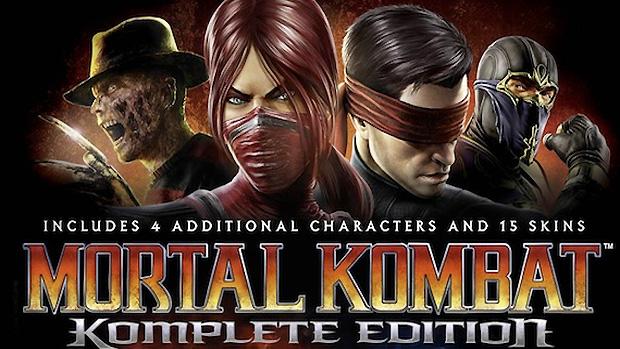 Mortal Kombat: Komplete Edition (Foto: Divulgação)