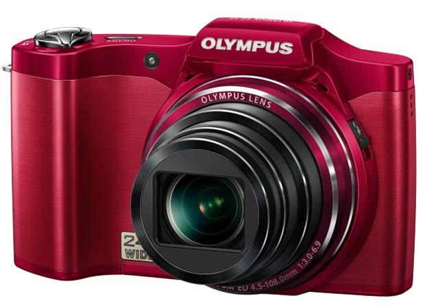 Olympus SZ (Foto: Reprodução/Cnet)
