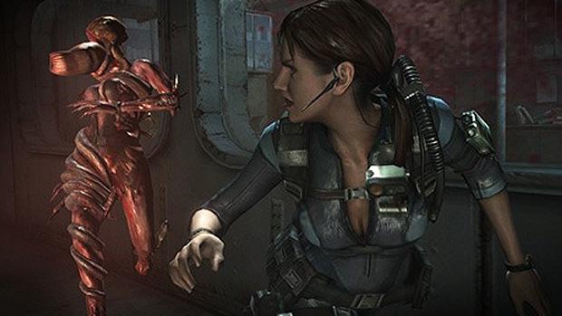 Resident Evil: Revelations (Foto: Siliconera)