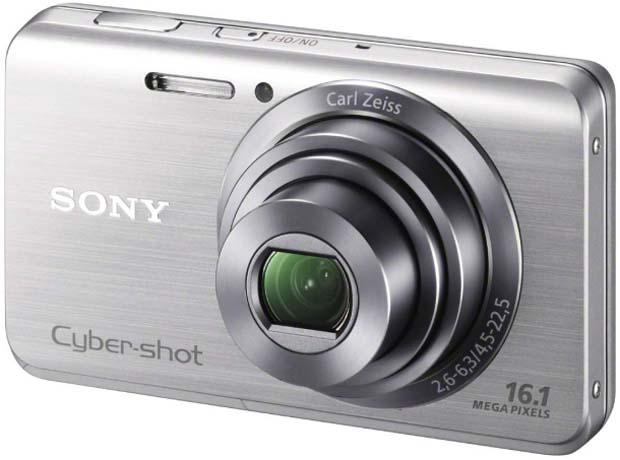 Sony W650 (Foto: Reprodução)