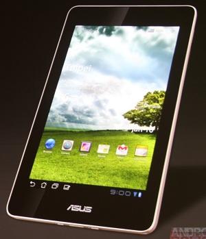 Novo tablet da Asus de 7 polegadas (Foto: Andoir Police)