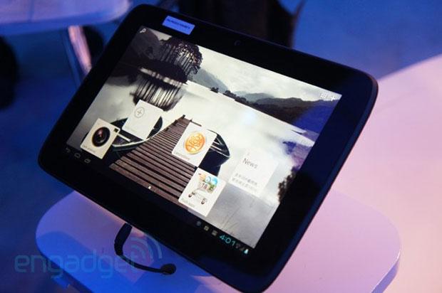 Tablet da Lenovo quebra paradigma e adota processador da Intel (Foto: Reprodução)