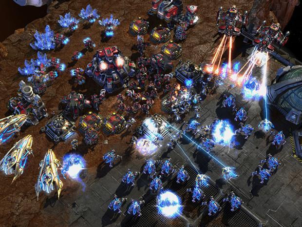 StarCraft II (Foto - Divulgação)