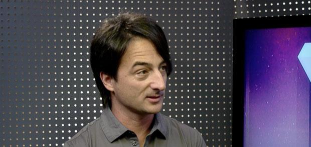 John Balfiore diz que o Windows Phone compete em qualidade, não em hardware (Foto: Divulgação)