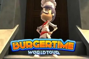Burger Time: World Tour (Foto: Divulgação)