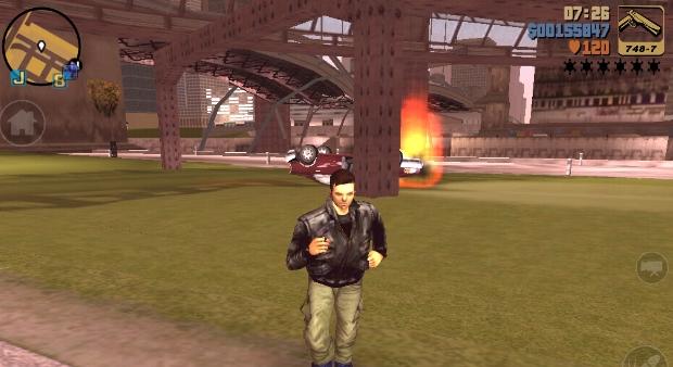 Grand Theft Auto III (Foto: Reprodução/Bruno do Amaral)