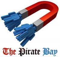 Pirate Bay anunciou que vai deixar de oferecer a opção de baixar arquivos .torrent (Foto: Divulgação)
