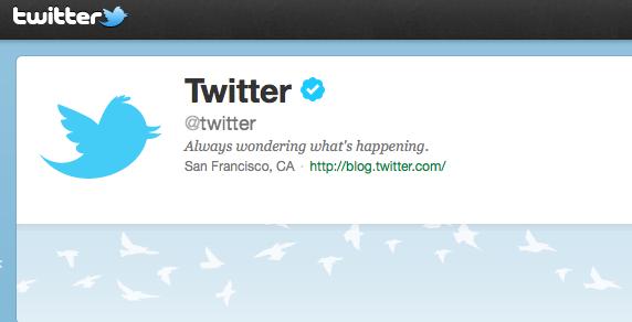 Twitter Home web (Foto: Reprodução / Twitter)