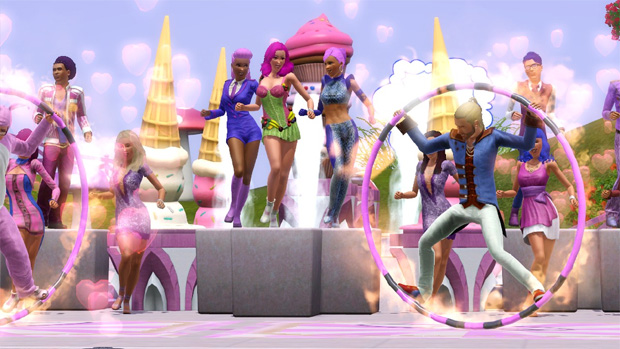 The Sims 3: Showtime Katy Perry Collector's Edition (Foto: The Dark Side Of Gaming)