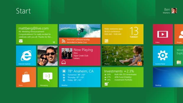 Windows 8  (Foto: Divulgação)