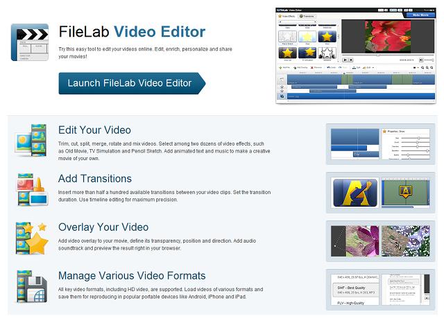 FileLab Video Editor (Foto: Reprodução)