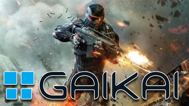 Gaikai promete rodar jogos como Crysis direto do Facebook (Foto: Reprodução)