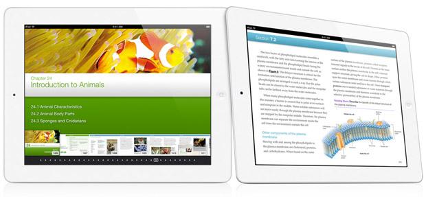 Apple Textbooks (Foto: Divulgação)