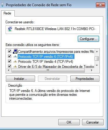 Como habilitar DHCP no Windows 7 (Foto: Reprodução/ Carolina Ribeiro)