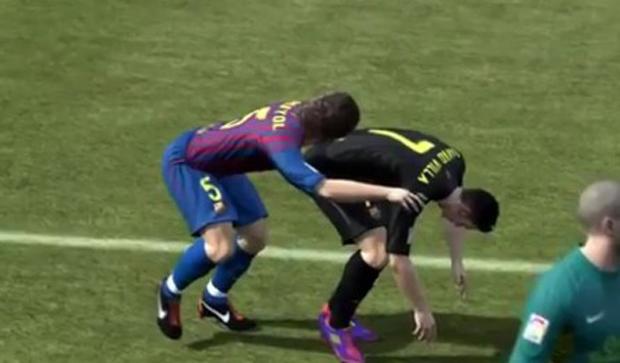 FIFA 12 (Foto: Reprodução)