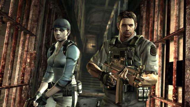 Resident Evil 5: Gold Edition (Foto: Divulgação)