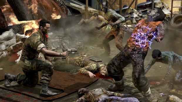 Ryder White em Dead Island (Foto: Divulgação)