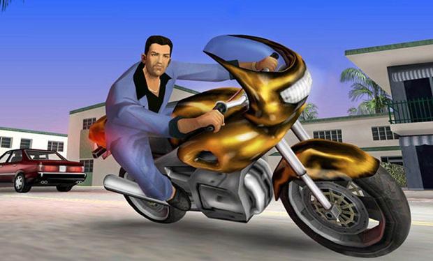 Grand Theft Auto: Vice City (Foto: Divulgação)