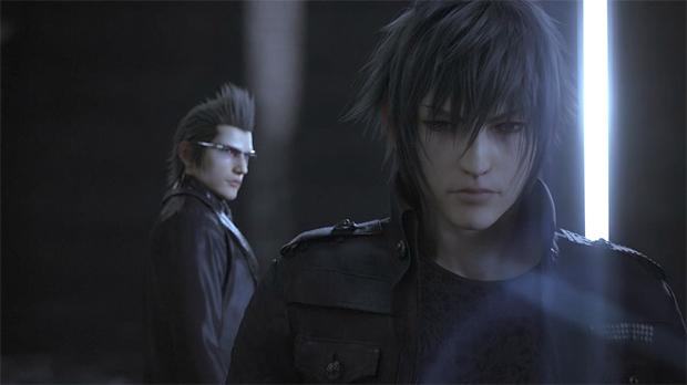 Final Fantasy Versus XIII (Foto: Divulgação)