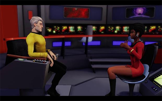 Star Trek: Quem quer ser um milhonário? (Foto: Divulgação)