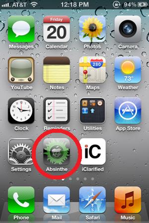 Absinthe (Foto: Reprodução)