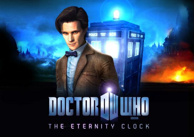 Doctor Who: The Eternity Clock (Foto: Divulgação)